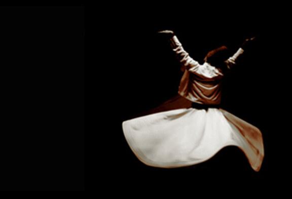 جنّة المأوى: الرقصُ المولوي