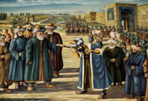 غارس بذرة مولانا جلال الدين الرومي