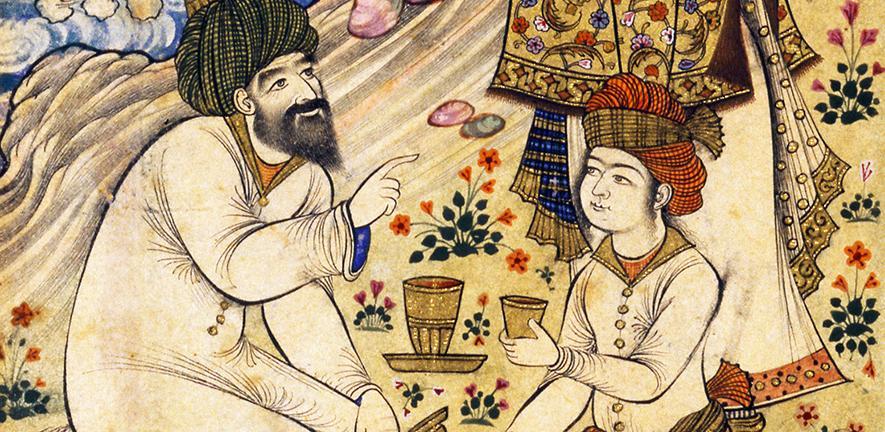 قصّة الأعرابي وزوجته في مثنوي مولانا الرومي