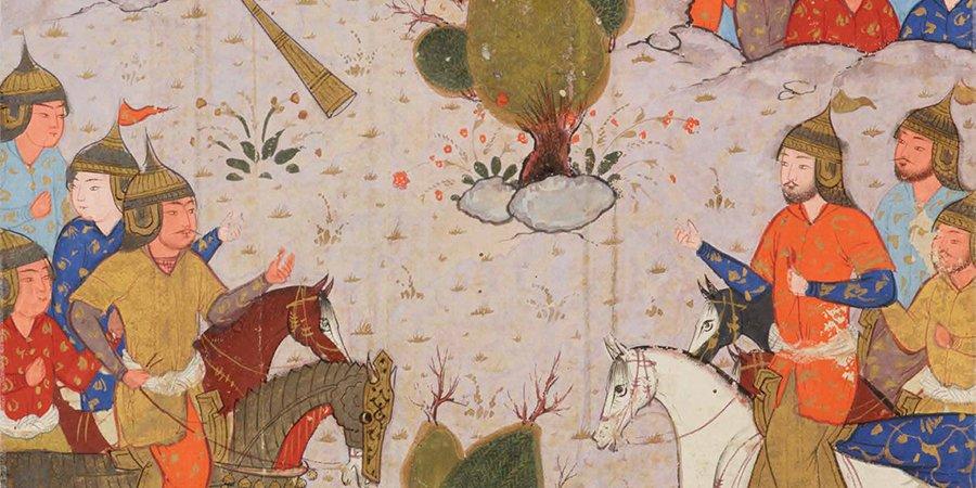 Persian Literature in the World literature
