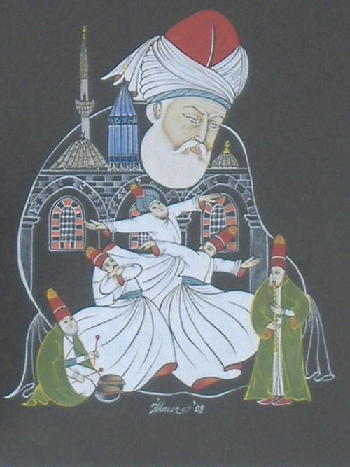 روحانيات النّاي عند الرومي